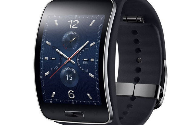 Samsung Gear S Tizen-based Smartwatch