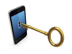 smartphone unlock