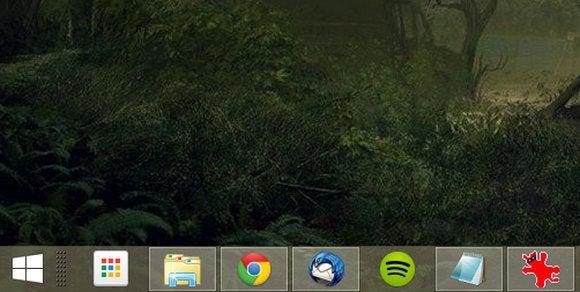 taskbar keyboard shortcut