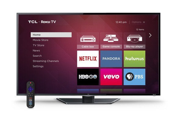 tcl roku tv with remote