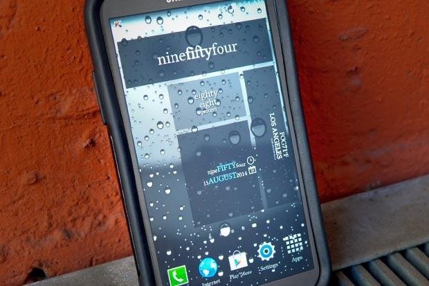 text widgets primary