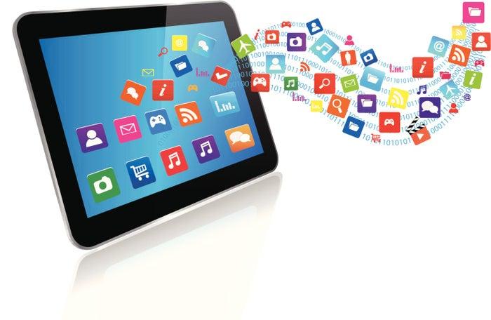 unbundling mobile apps