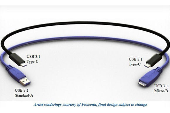 Reversible USB Type-C wonder cable will deliver DisplayPort