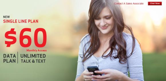 How Verizon's new $60 single line smartphone plan stacks up