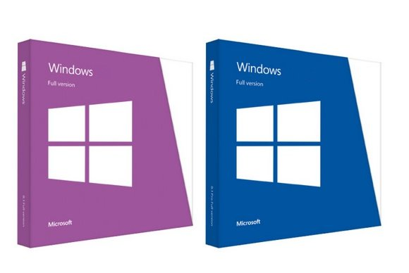 windows boxed retail