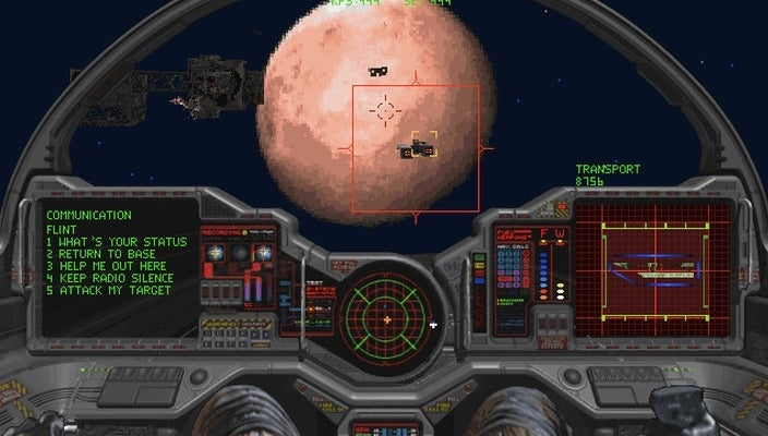 Free Game Alert Ea S Giving Away Wing Commander Iii And Its