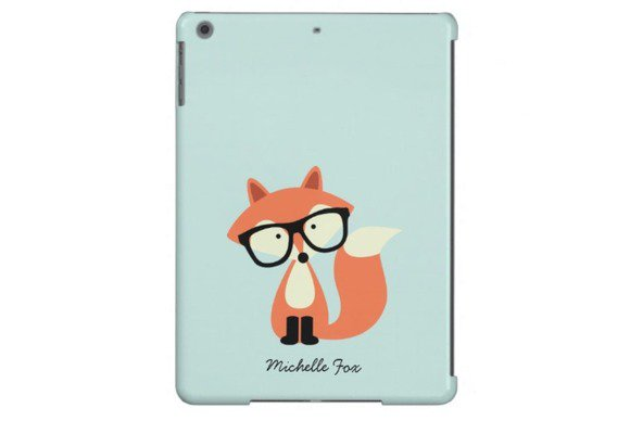 zazzle cutehipster ipad