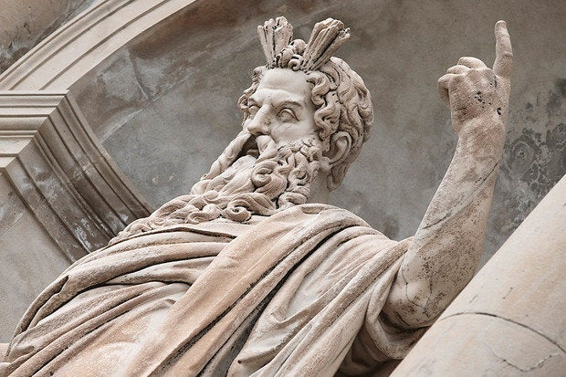 Embrace cloud computing and Zeus-centrism