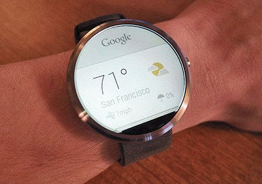 Motorola Moto 360 Display