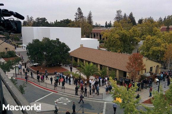 Flint Center: Apple 9.9.2014 event