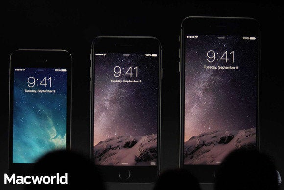 Apple's iPhone lineup