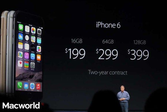 iPhone 6 prices