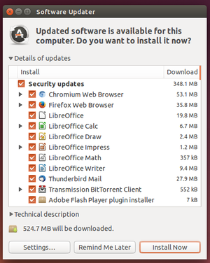 2 software updater updates all applications alt