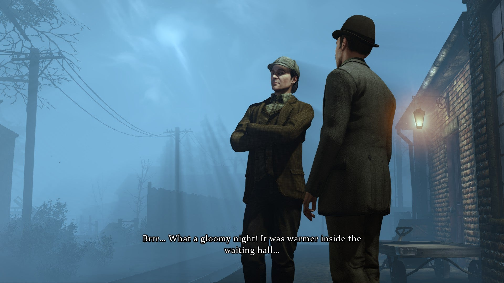 Sherlock Holmes: Crimes and Punishments review: The