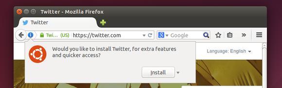 4 ubuntu web app integration