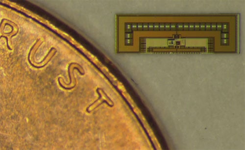 ant sized radio small