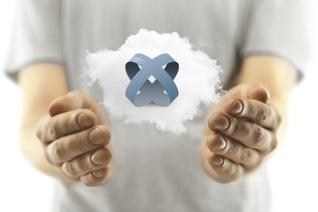 Appcelerator cloud in man's hands