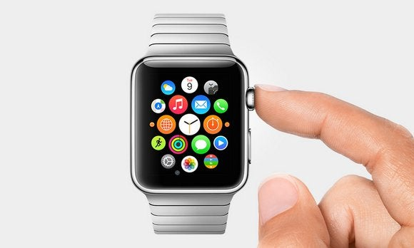 Apple Watch leans on the iPhone for app management and heavy lifting