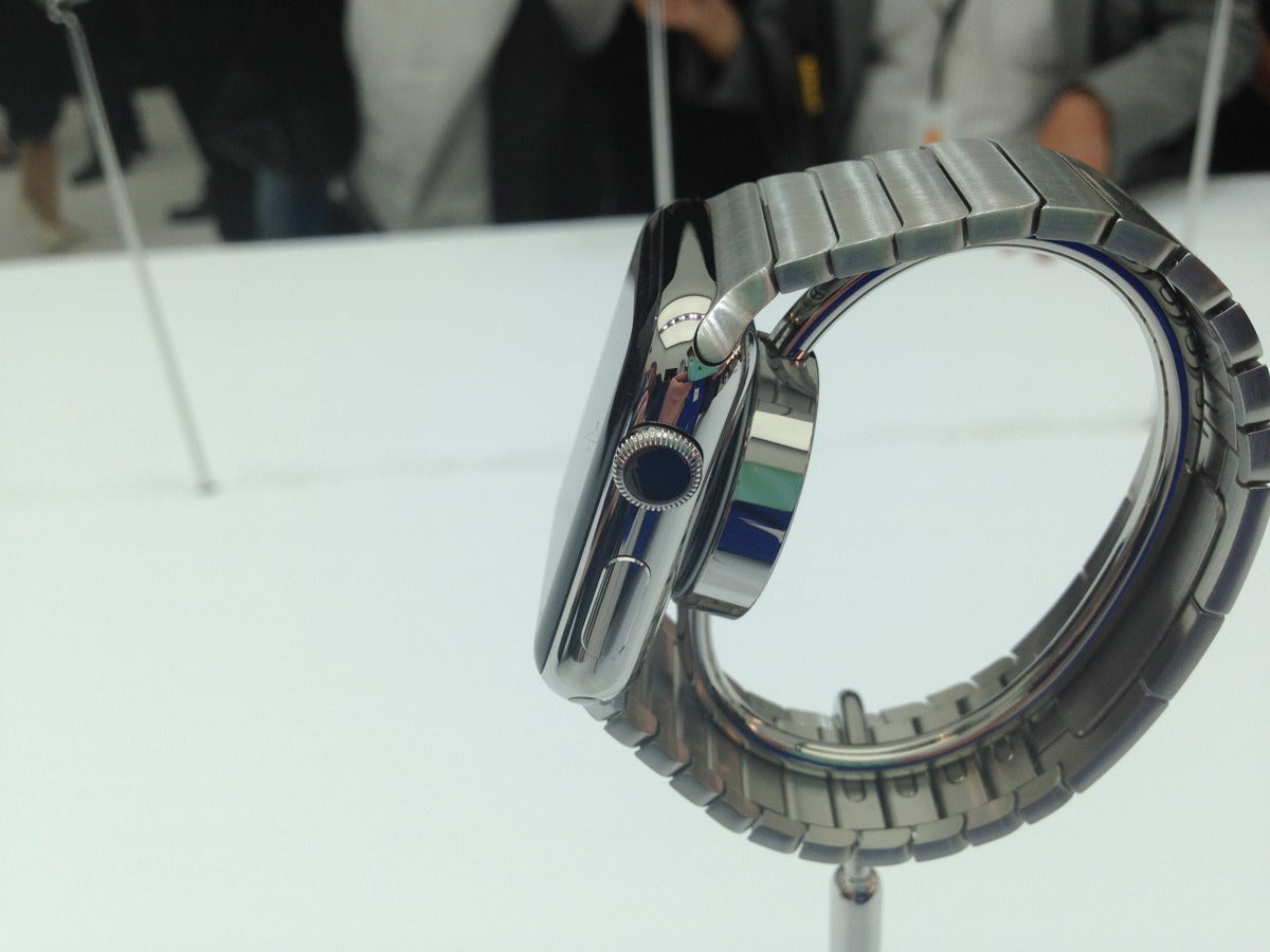 5 things the Apple Watch can do, and 5 things it can't | PCWorld