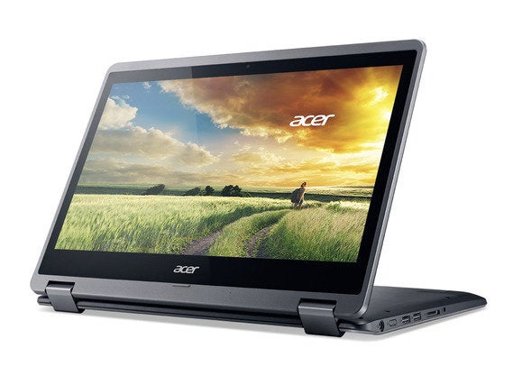 Acer aspire r14 share left facing