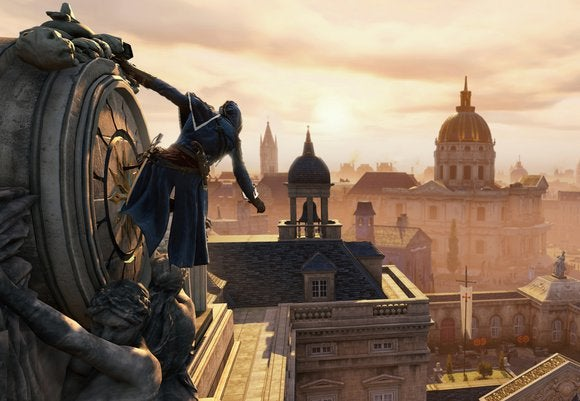Warning! Assassin's Creed: Unity for PC is riddled with ...