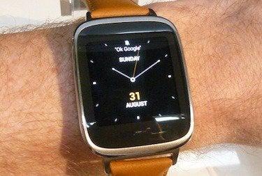 asus zenwatch smartwatch
