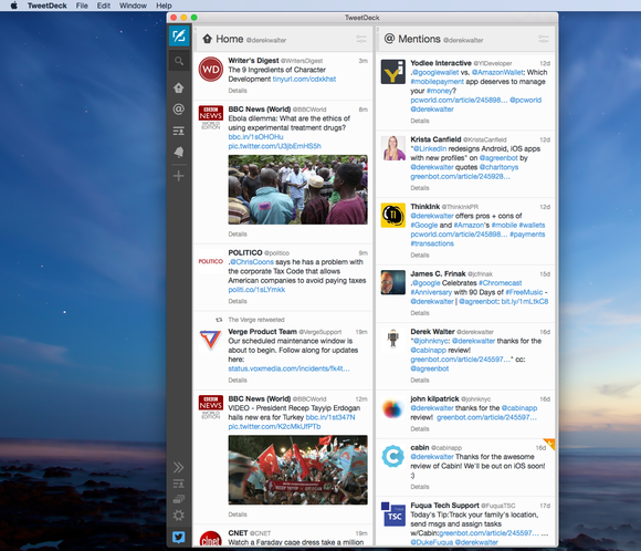 backtoschool tweetdeck