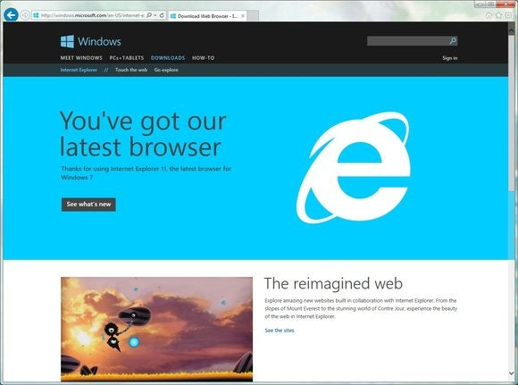 Web browser reviews: Chrome, Firefox, Internet Explorer, Opera