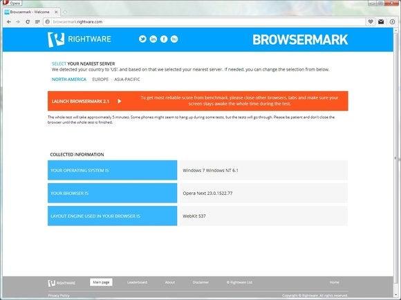 browser roundup sept 2014 opera version