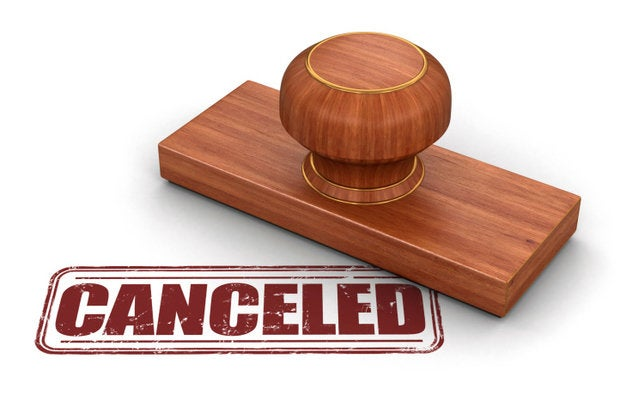 cancelling an it project