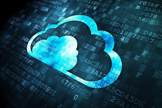 Cloud code data.
