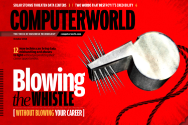 Computerworld Digital Edition [October 2014]: Cover