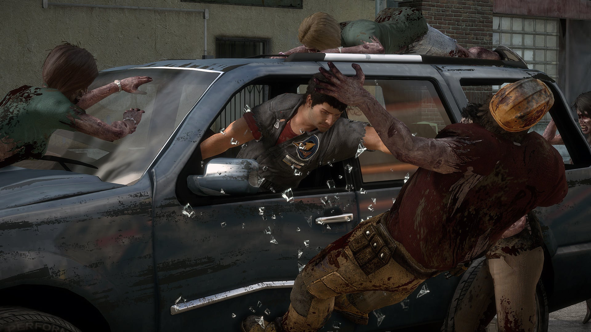 Dead Rising 3 Pc Apocalypse Edition Review The Zombie