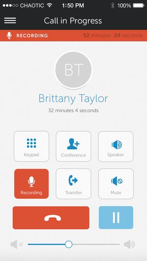 dell virtual smartphone assistant recording