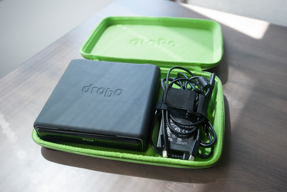 Drobo Mini - Carrying case