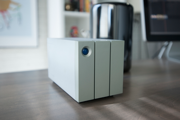 LaCie 2big Thunderbolt 2 - Front view