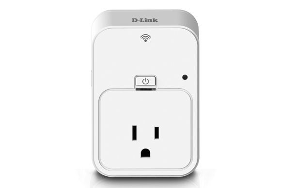 d link dsp w215 wi fi smart plug review exceedingly basic control pcworld. Black Bedroom Furniture Sets. Home Design Ideas