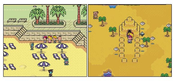 earthbound extra enemies