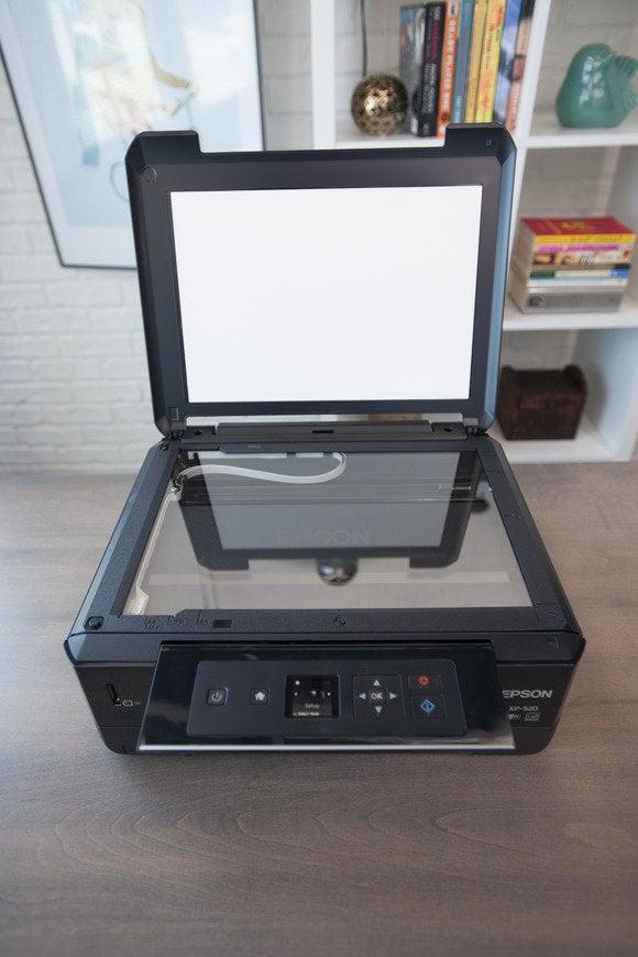 epson expression premium xp 520 scanner