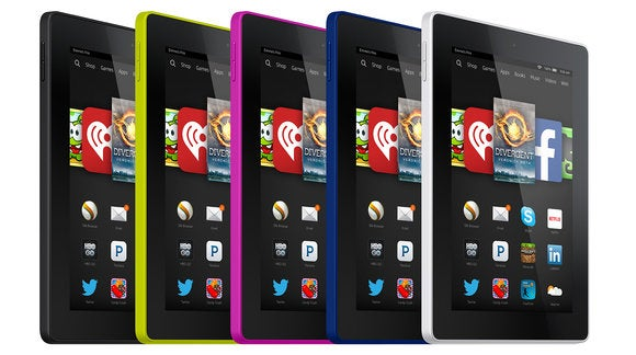 fire hd 7 colors