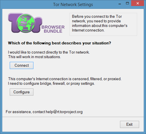 tor browser not connecting windows 10