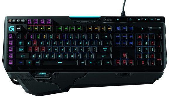 Logitech G910 Orion Spark mechanical keyboard review