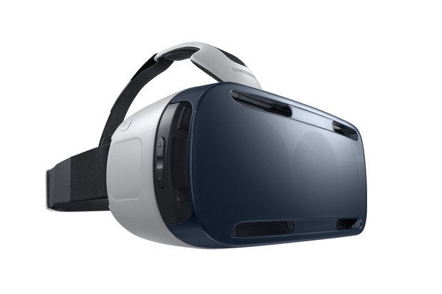 galaxy gear vr side