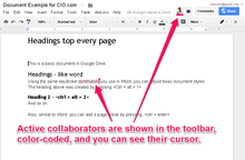 Google Drive for Team Collaboration