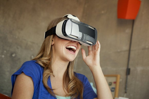 Samsungs Gear Vr Priced At 200 Plus A Galaxy Note 4 Pcworld