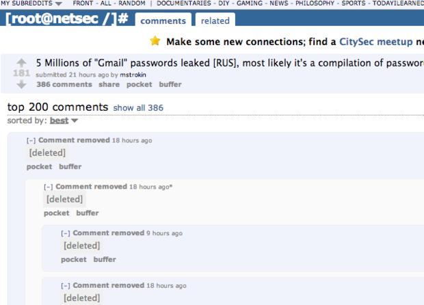 gmailleak