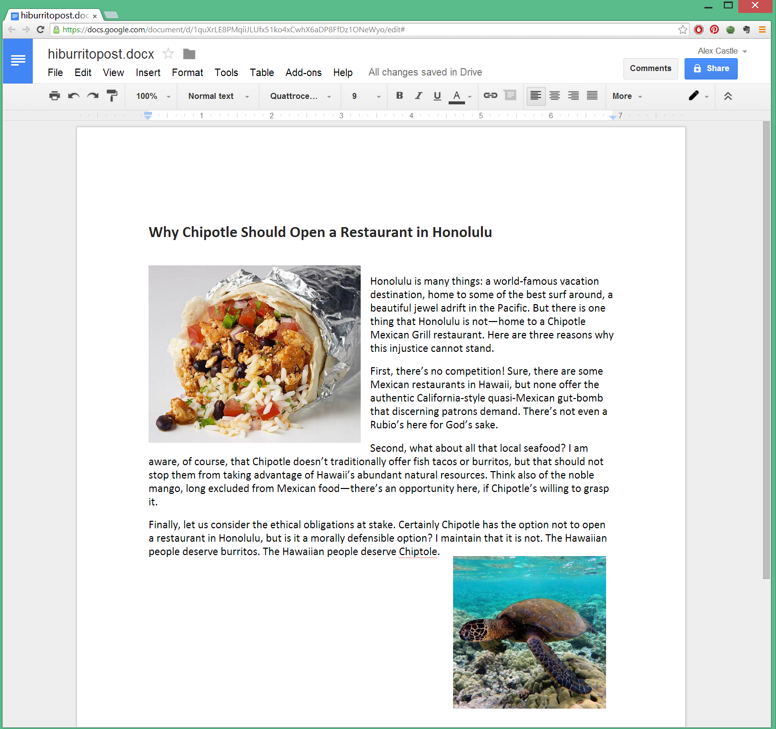 Blog: How To Start Blogging Using Microsoft Word With WordPress