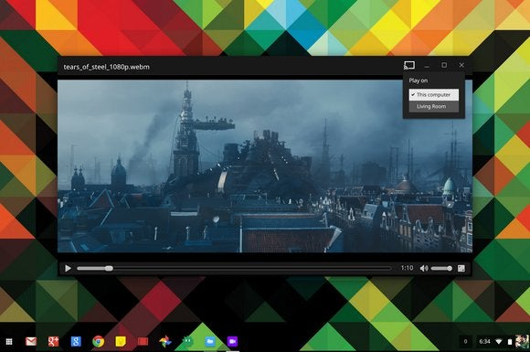 googledrivevideocasting