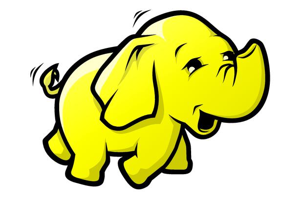 hadoop elephant logo