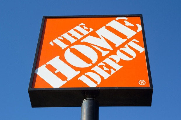 Home Depot mail a gift card Home Depot Sign